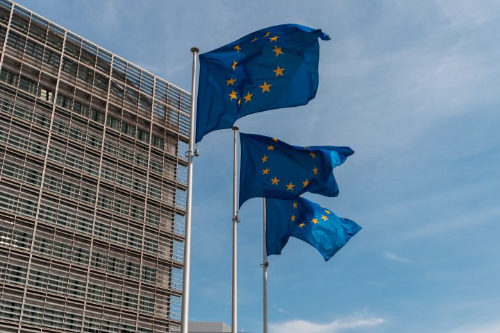 Headquarters of the EU, home of the GDRP