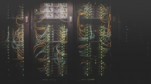 Datacenter image illustrating the cost of downtime